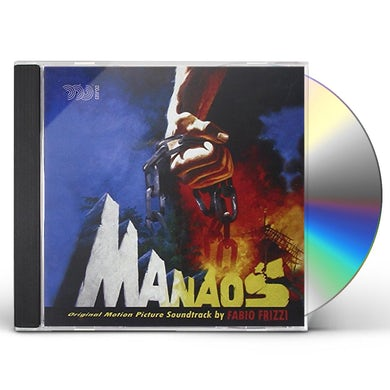 Fabio Frizzi MANAOS CD