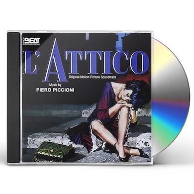 Piero Piccioni L'ATTICO CD