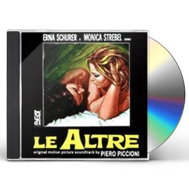 Piero Piccioni LE ALTRE CD