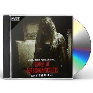 Fabio Frizzi HOUSE OF FORBIDDEN SECRETS CD