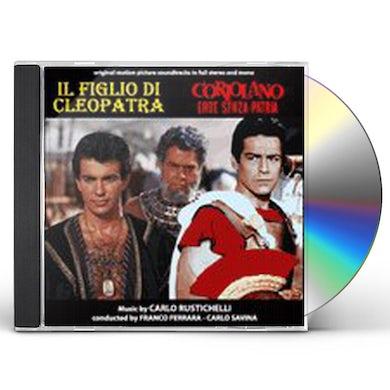 Carlo Rustichelli IL FIGLIO DI CLEOPATRA CD