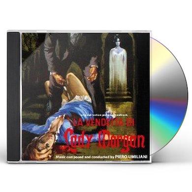 Piero Umiliani LA VENDETTA DI LADY MORGAN CD