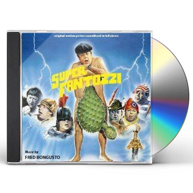 Fred Bongusto SUPER FANTOZZI CD