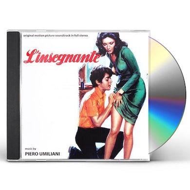 Piero Umiliani L'INSEGNANTE / Original Soundtrack CD