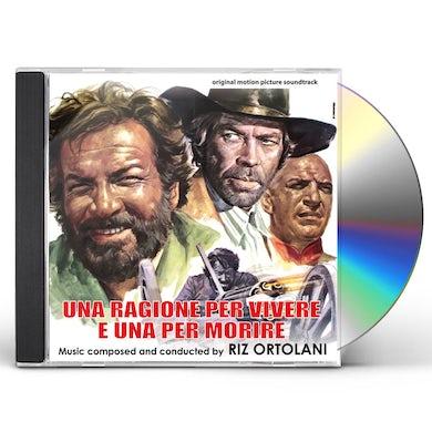 Una Ragione Per Vivere E Una Per Morire / O.S.T. UNA RAGIONE PER VIVERE E UNA PER MORIRE / Original Soundtrack CD