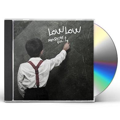 Lowlow METRICHE VOL 2 CD