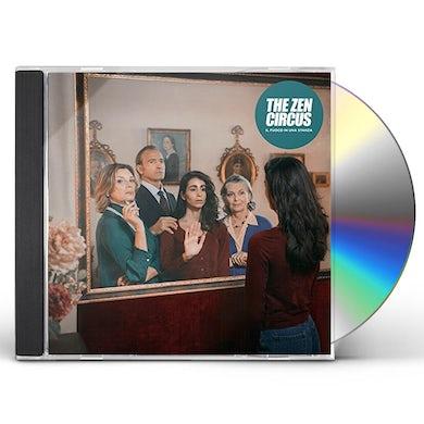 Zen Circus IL FUOCO IN UNA STANZA CD