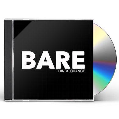 Bobby Bare THINGS CHANGE CD