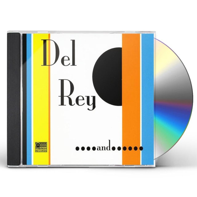 Del Rey FOUR & SIX CD