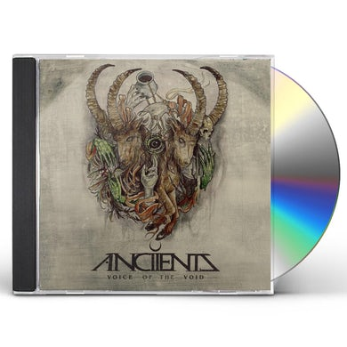 Anciients VOICE OF THE VOID CD