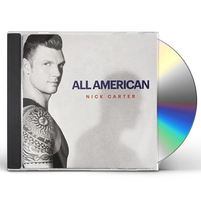 Nick Carter ALL AMERICAN CD