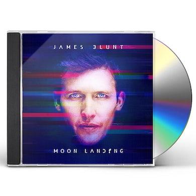 James Blunt MOON LANDING: DELUXE EDITION CD