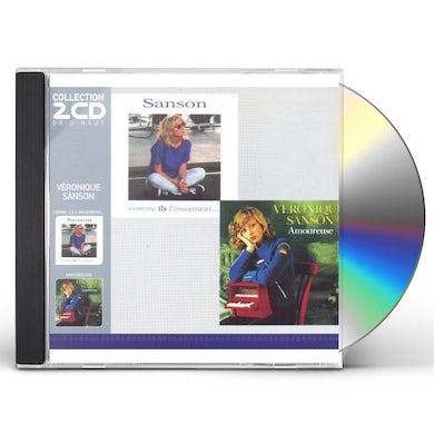 Veronique Sanson COFFRET 2CD CD