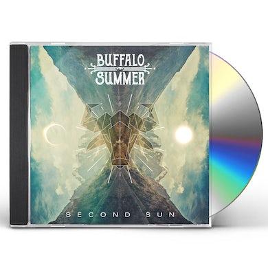 BUFFALO SUMMER SECOND SUN CD