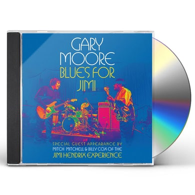 Gary Moore BLUES FOR JIMI: LIVE IN LONDON CD