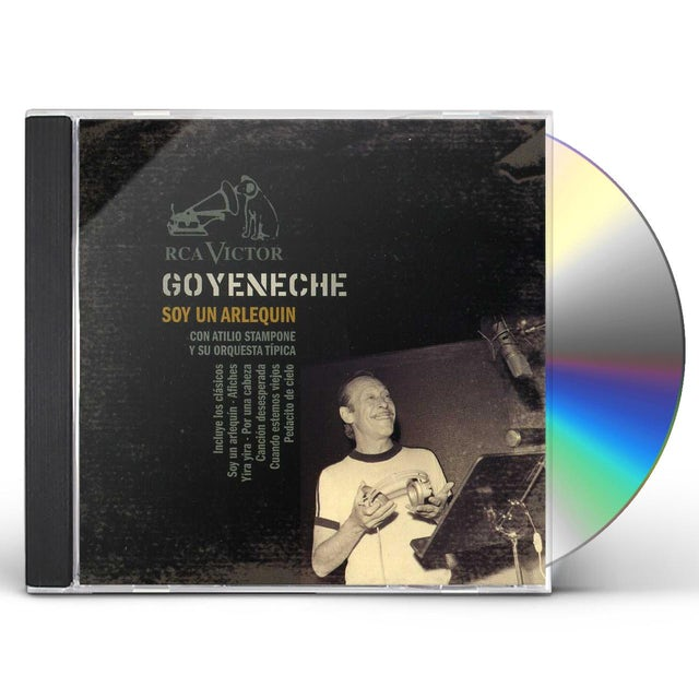 Roberto Goyeneche SOY UN ARLEQUIN CD