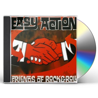 Easy Action / Action Swingers FRIENDS OF ROCK N' ROLL CD