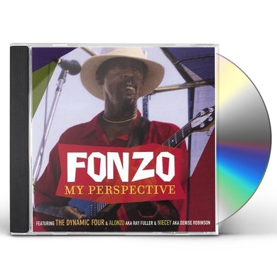 Fonzo MY PERSPECTIVE CD