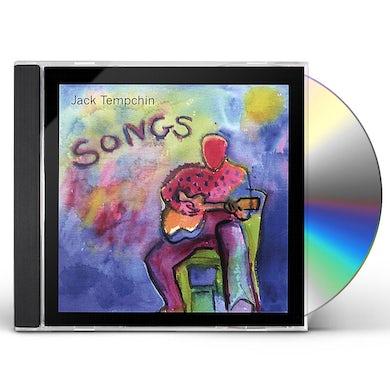 Jack Tempchin SONGS CD