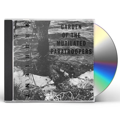 Prurient GARDEN OF THE MUTILATED PARATROOPERS CD