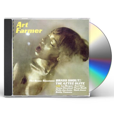 Art Farmer BRASS SESSIONS: BRASS SHOUT / THE AZTEC SUITE CD