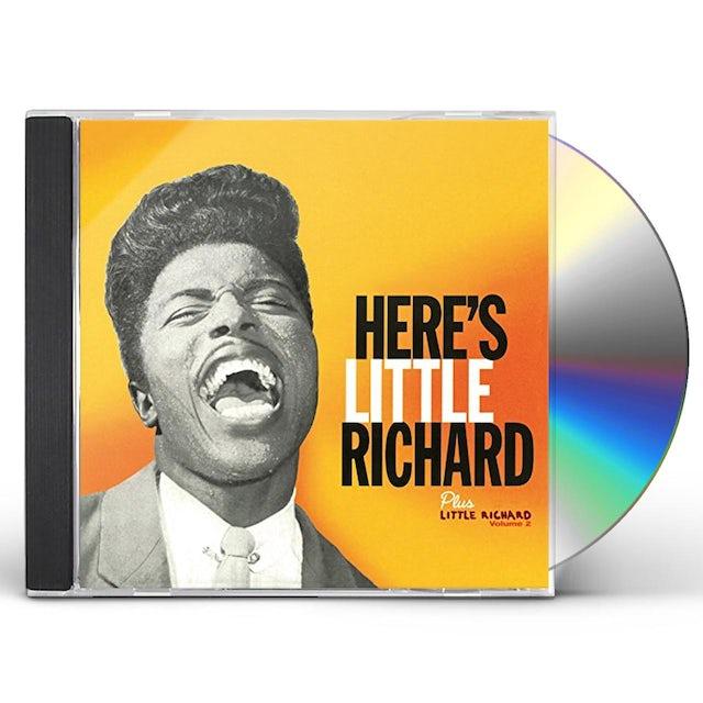 HERE'S LITTLE RICHARD / LITTLE RICHARD CD