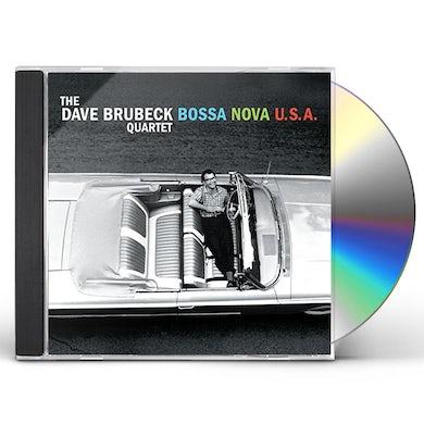Dave Brubeck BOSSA NOVA U.S.A. CD