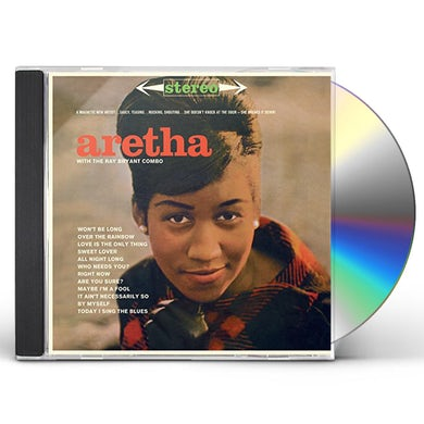 Aretha Franklin   WITH THE RAY BRYANT TRIO CD