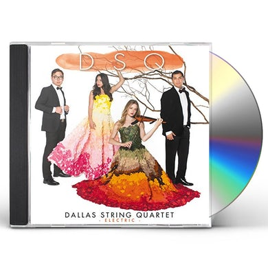 Dallas String Quartet DSQ CD
