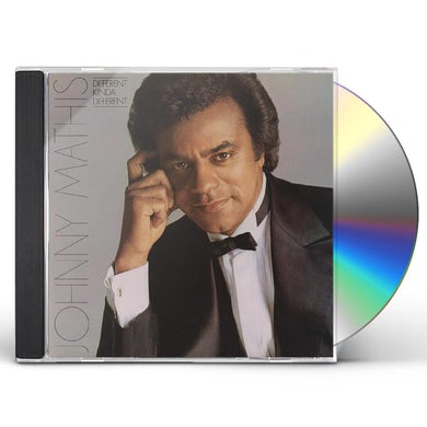 Johnny Mathis DIFFERENT KINDA DIFFERENT CD
