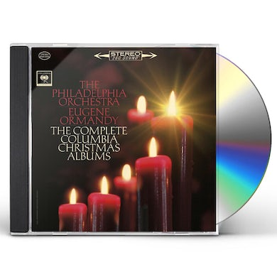Eugene Ormandy Complete Columbia Christmas Albums CD