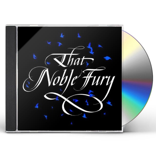 That Noble Fury CD