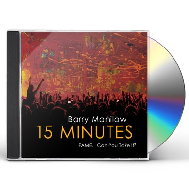 Barry Manilow 15 MINUTES CD