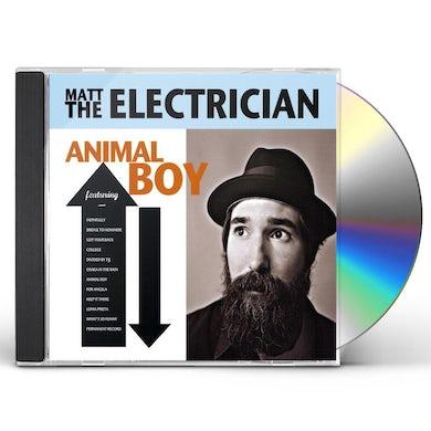 Matt the Electrician ANIMAL BOY CD