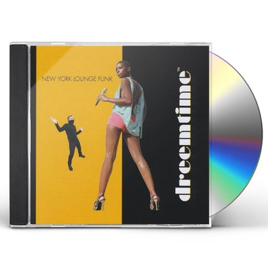 Dreemtime NEW YORK LOUNGE FUNK CD