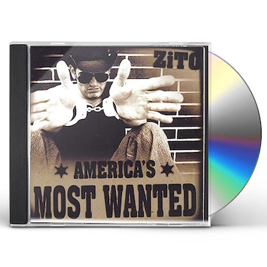 Mike Zito AMERICA'S MOST WANTED CD