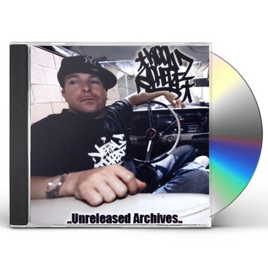 Kool Sphere UNRELEASED ARCHIVES CD