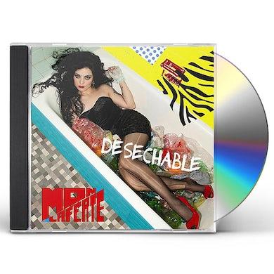 Mon Laferte DESECHABLE CD