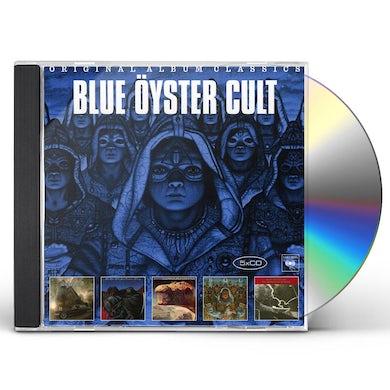 Blue Oyster Cult ORIGINAL ALBUM CLASSICS CD