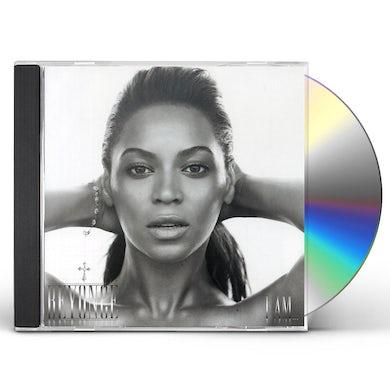 Beyonce I AM SASHA FIERCE CD