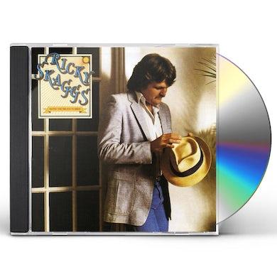 Ricky Skaggs WAITIN FOR THE SUN TO SHINE CD
