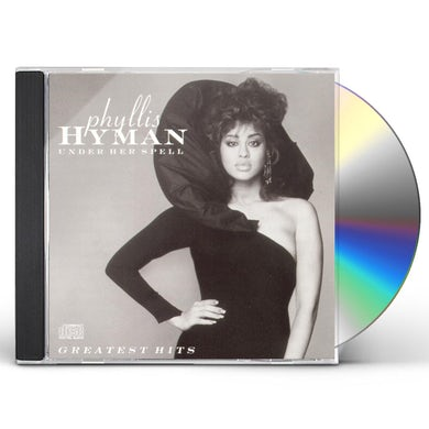 Phyllis Hyman UNDER HER SPELL: GREATEST HITS CD