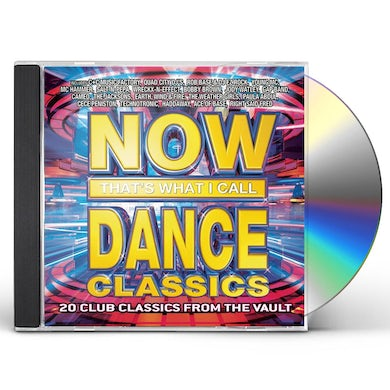 Various World Artists Now That's What I Call Dance Classics CD