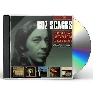 Boz Scaggs ORIGINAL ALBUM CLASSICS CD
