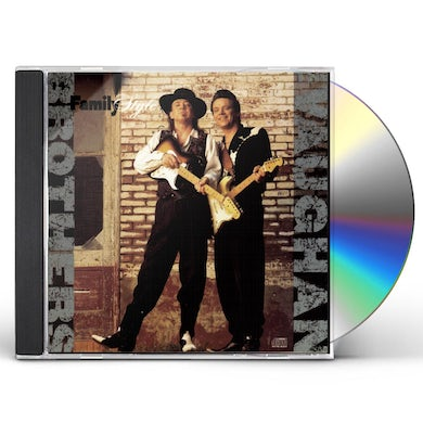 Vaughan Brothers FAMILY STYLE CD