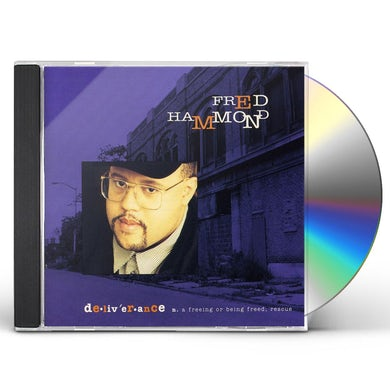 Fred Hammond DELIVERANCE CD