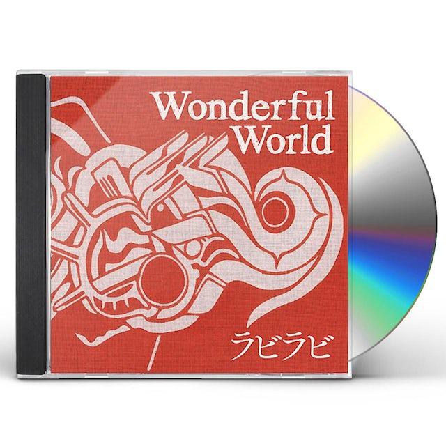 Tony Bennett X2: WONDERFUL WORLD / I LEFT MY HEART IS SAN FRANC CD