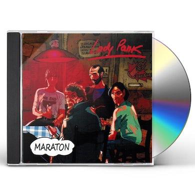 LADY PANK MARATON CD