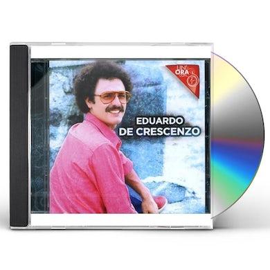 Eduardo De Crescenzo UN ORA CON CD