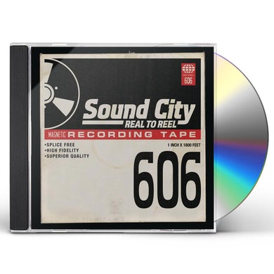 Various Artists SOUND CITY: REAL TO REEL / VARIOUS CD